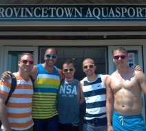 Group kayak tours Provincetown
