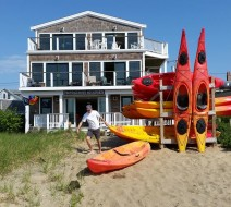 Paddle sports on Cape Cod