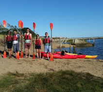 Kayak rental and delivery in Eastham