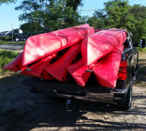 Kayak delivery Mass.
