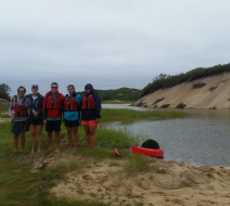 Kayak tours in Provincetown