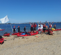 Kayak tours Cape Cod