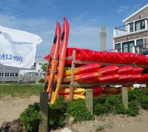 kayak store in Provincetown