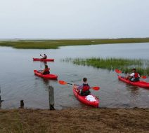 Kayak on Cape Cod