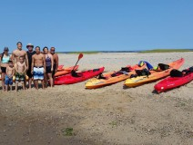 Guided kayak tours Provincetown