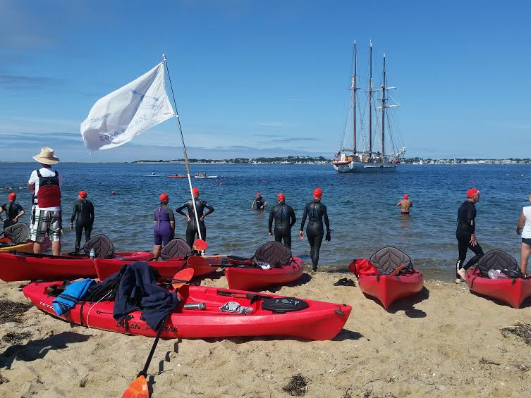 Kayaking In Provincetown Ptown Auquasports
