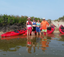 Super Moon kayaking tours