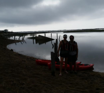 Kayak rental Wellfleet