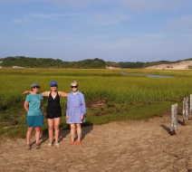 9-9-15 kayak tour in salt marsh