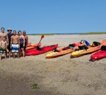Long Point Lighthouse kayak tours
