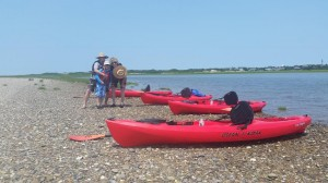 Kayak tours Orleans MA