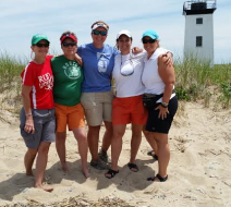 Kayaking in Osterville